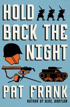 Hold Back the Night Paperback  by Pat Frank