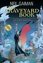 The Graveyard Book Graphic Novel Single Volume Hardcover  by Neil Gaiman