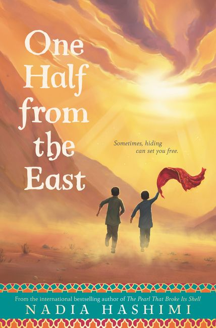 One Half From The East - Nadia Hashimi - Hardcover-5994