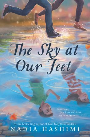 Cover image - The Sky At Our Feet