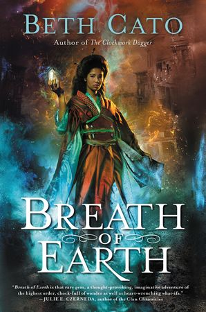 Breath of Earth Paperback  by Beth Cato