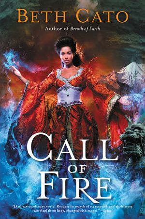 Call of Fire book image