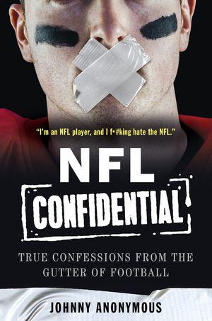 NFL Confidential book image