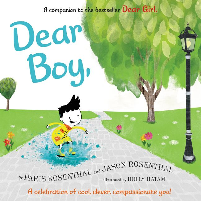 Dear Boy, - Paris Rosenthal