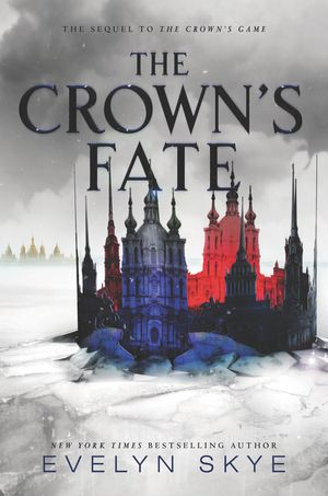 The Crown's Fate book image