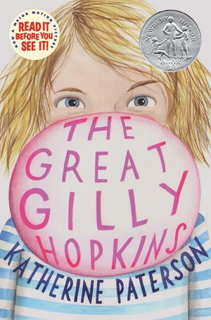 The Great Gilly Hopkins book image