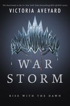 War Storm Hardcover  by Victoria Aveyard