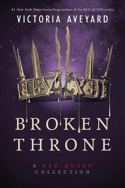 Broken Throne - Victoria Aveyard - Hardcover