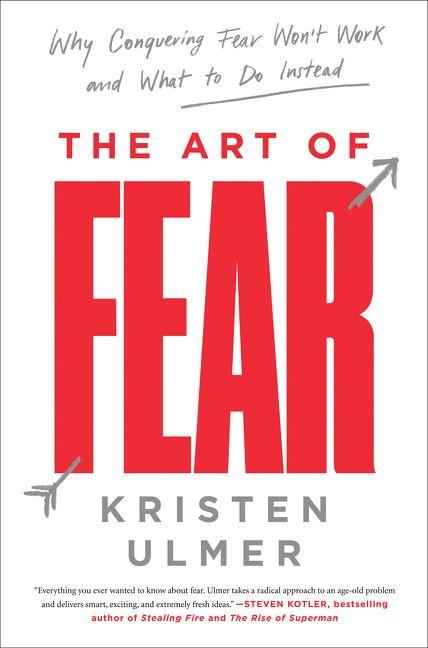 The art of fear kristen ulmer ebook enlarge book cover fandeluxe Ebook collections