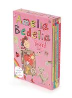 Amelia Bedelia Chapter Book Box Set #2 Paperback  by Herman Parish