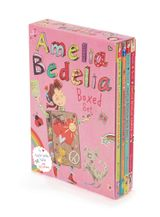 Amelia Bedelia Chapter Book Box Set #2