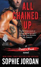 All Chained Up Paperback  by Sophie Jordan