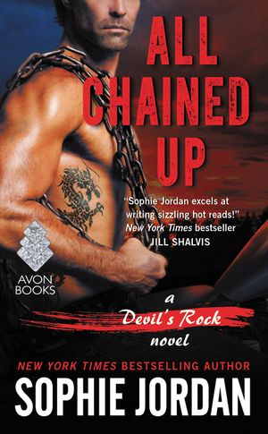 All Chained Up book image