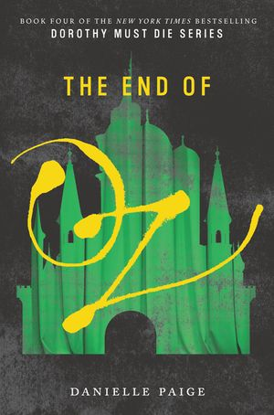 The End of Oz book image