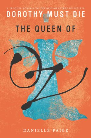 The Queen of Oz book image