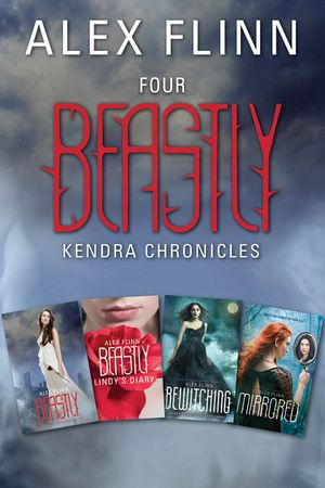 Four Beastly Kendra Chronicles Collection book image