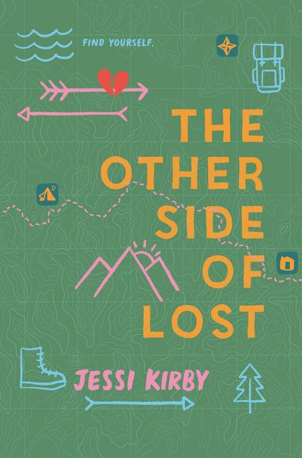 The Other Side of Lost - Jessi Kirby - Hardcover