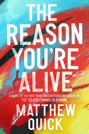 The Reason You're Alive book image