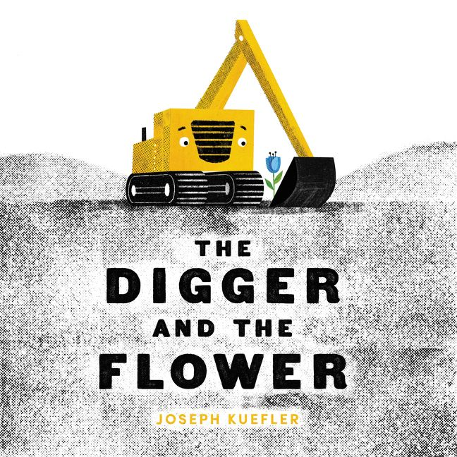 Image result for the digger and the flower