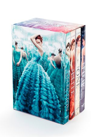The Selection 4-Book Box Set book image