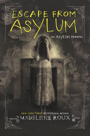 Escape from Asylum book image