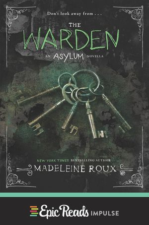 The Warden book image
