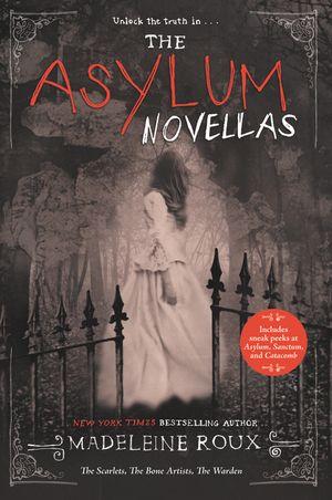 The Asylum Novellas book image