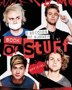 5 Seconds of Summer Book of Stuff Paperback  by 5 Seconds of Summer