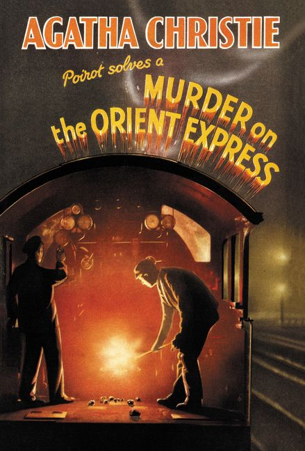 Image result for Murder on the Orient Express first edition