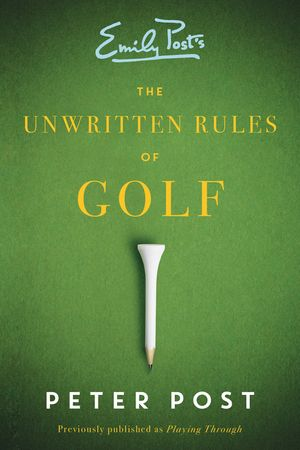 Unwritten Rules of Golf book image