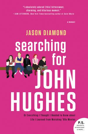 Searching for John Hughes book image