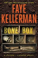 Bone Box Hardcover  by Faye Kellerman