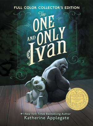 The One and Only Ivan Full-Color Collector's Edition book image