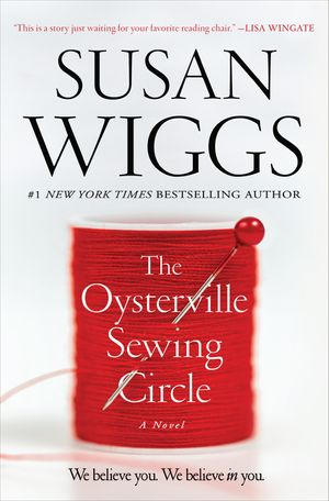 The Oysterville Sewing Circle book image