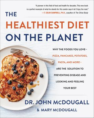The Healthiest Diet on the Planet book image