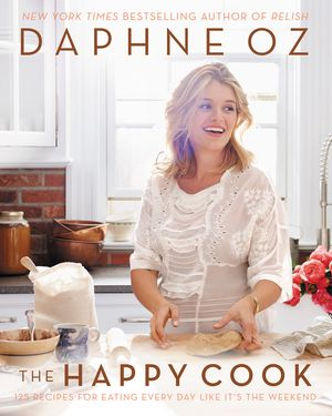 The Happy Cook book image