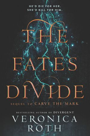 The Fates Divide book image