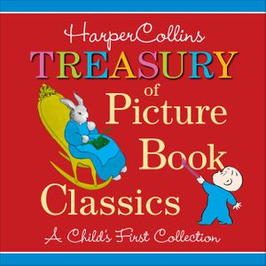 Lasixmedication Treasury of Picture Book Classics book image