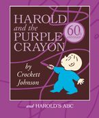 Harold and the Purple Crayon Board Book Box Set