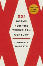 XX Hardcover  by Campbell McGrath