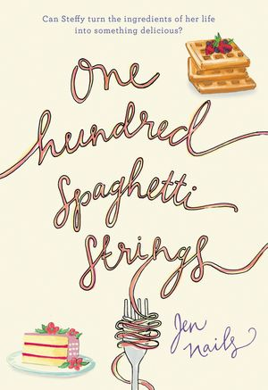 One Hundred Spaghetti Strings book image