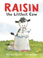 raisin-the-littlest-cow