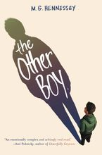 The Other Boy Hardcover  by M. G. Hennessey