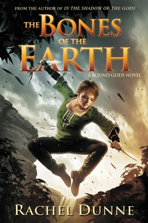 The Bones of the Earth book image