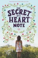 The Secret of a Heart Note Hardcover  by Stacey Lee