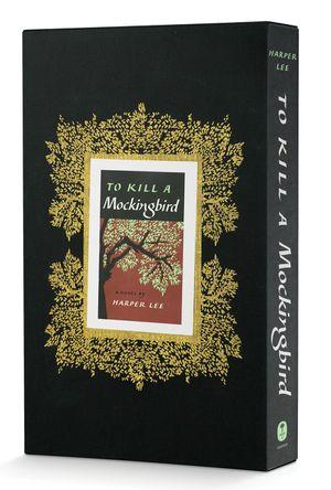 To Kill a Mockingbird slipcased edition book image