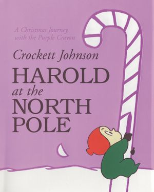 Harold at the North Pole book image