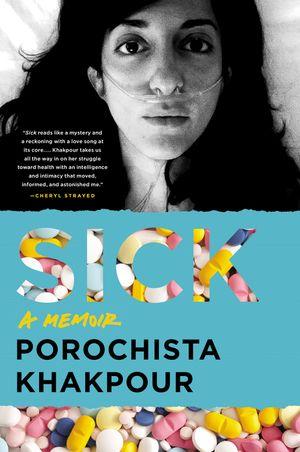 Sick book image