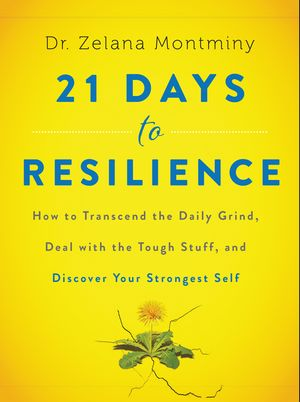 21 Days to Resilience book image