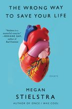 The Wrong Way to Save Your Life Paperback  by Megan Stielstra